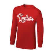 Nikki Bella Stay Fearless Long Sleeve T-Shirt