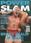 Power Slam Issue 136