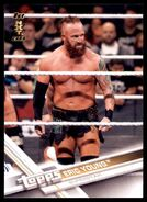2017 WWE Wrestling Cards (Topps) Eric Young 73