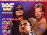 WWF Magazine - April 1994