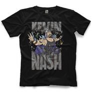 Kevin Nash Kevin Nash Shreds T-Shirt