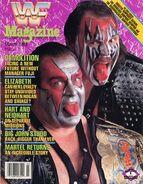 March 1989 - Vol. 8, No. 3