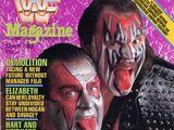 WWF Magazine - March 1989