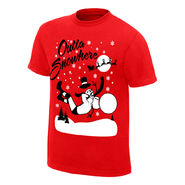 Randy Orton Outta Snowhere Holiday T-Shirt