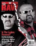 Raw Magazine March 1998