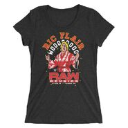 Ric Flair RAW Reunion Women's Tri-Blend T-Shirt