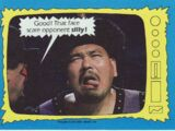 1987 WWF Wrestling Cards (Topps) Mr. Fuji (No.75)