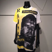 1993 Razor Ramon Oozing Machismo T-Shirt