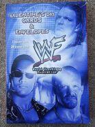 2000 WWF Valentine's Day Cards