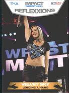 2012 TNA Impact Wrestling Reflexxions Trading Cards (Tristar) Velvet Sky 96