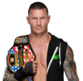 57th US Title Randy Orton