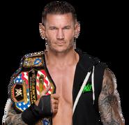 57th US Title Randy Orton