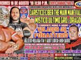 CMLL Super Viernes (August 16, 2019)