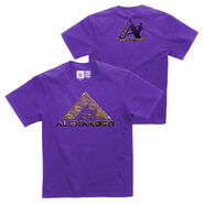 Cedric Alexander The Age of Alexander Youth Authentic T-Shirt