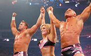 F4W - Hart Dynasty vs. The Usos & Tamina4