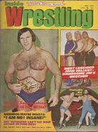Inside Wrestling - May 1974