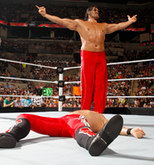 Khali vs Edge
