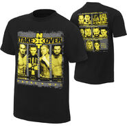 NXT Takeover Fatal 4-Way Event T-Shirt