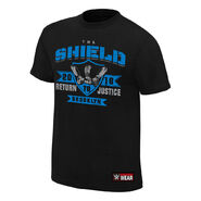 The Shield Return to Justice Brooklyn Special Edition T-Shirt