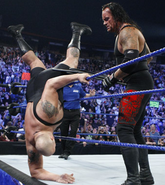 Undertaker and show