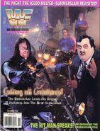 WWF Magazine November 1995 Issue