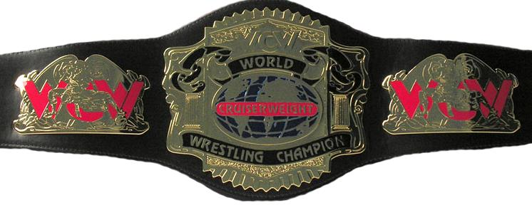 WCW World Cruiserweight Championship | Pro Wrestling | Fandom