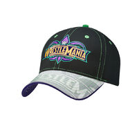 WrestleMania 34 Logo Baseball Hat