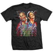 Young Bucks Scribble Shirt