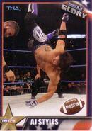 2013 TNA Impact Glory Wrestling Cards (Tristar) AJ Styles 38