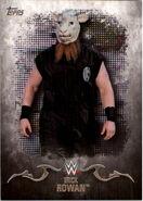 2016 Topps WWE Undisputed Wrestling Cards Erick Rowan 13