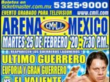CMLL Martes Arena Mexico (February 25, 2020)
