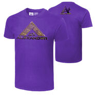 Cedric Alexander The Age of Alexander Authentic T-Shirt