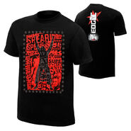 Edge Hall of Fame T-shirt