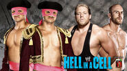HIAC 2013 Tag Team Match