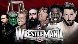 Intercontinental Championship Ladder Match - WrestleMania 31