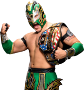 Kalisto u s champion by nibble t-d9ptere