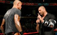 Raw 9-14-09 Orton and Batista