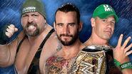 SS 2012 WWE Championship match