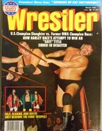 The Wrestler - March 1982