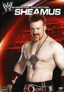 WWE Superstar Collection - Sheamus DVD cover