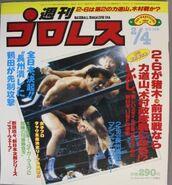Weekly Pro Wrestling 129