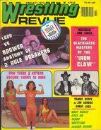 Wrestling Revue - February 1976