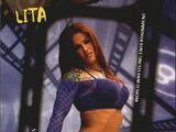 2002 WWE Absolute Divas (Fleer) Lita (No.94)