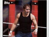 2015 WWE Heritage Wrestling Cards (Topps) Dean Ambrose (No.71)