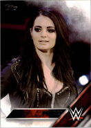2016 WWE (Topps) Paige 35