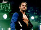 2018 WWE Wrestling Cards (Topps) Roderick Strong (No.80)