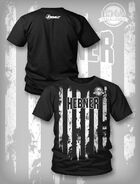 Earl Hebner - Hall Of Fame T-Shirt