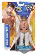 WWE Series 37 Zeb Colter