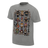 WrestleMania 34 Voodoo Dolls T-Shirt