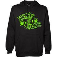 Young Bucks Classic Vintage Hoodie Shirt